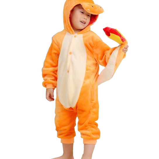 Children Charmander Onesies