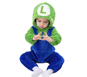 Cute Super Luigi Onesies
