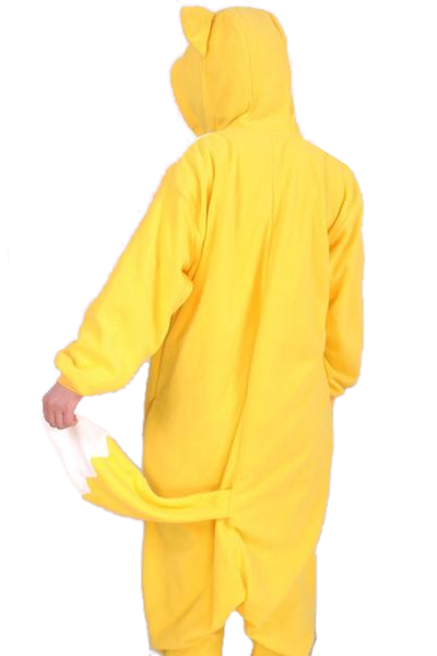 Stylish Yellow Fox Onesies