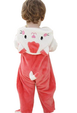 Cute Red Kitty Onesies