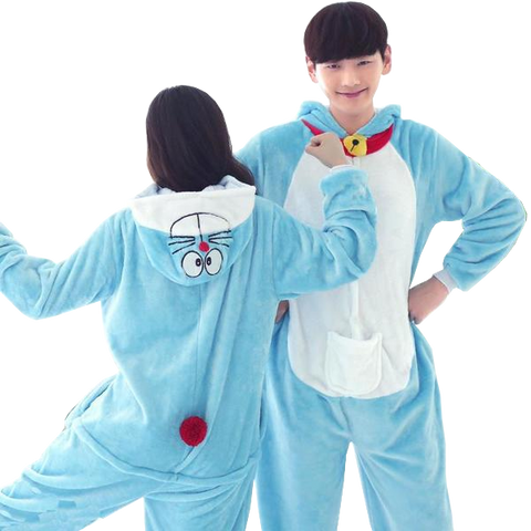 Doraemon Cat Onesies