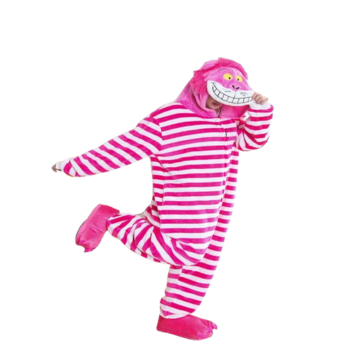 Bubbly Cheshire Cat Onesies