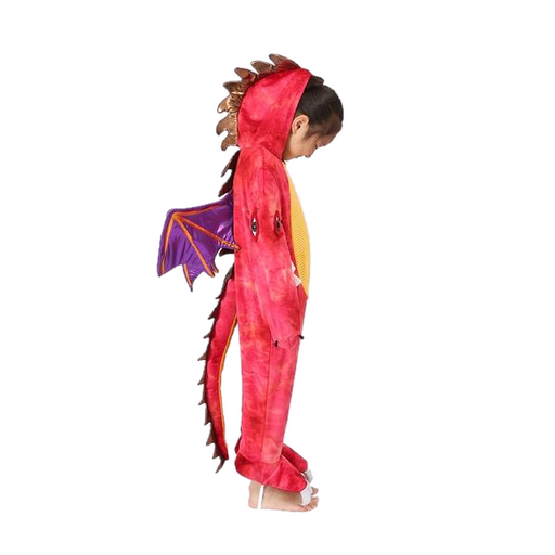 Kids Red Dragon Onesies