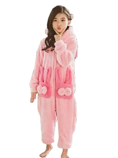 Girls Fancy Bunny Onesies