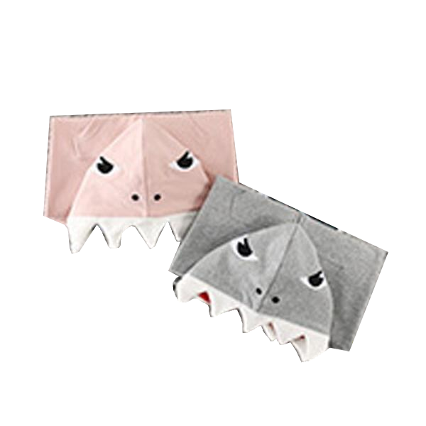 Babys Cute Shark-head Onesies