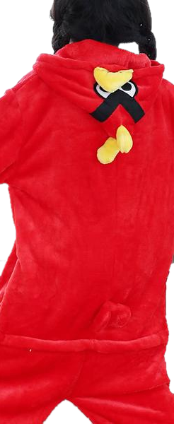 Kids Red Angry Bird Onesies