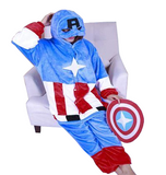 Stylish Captain America Onesies