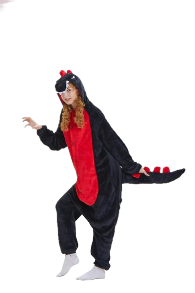 Fiery Dragon Onesies