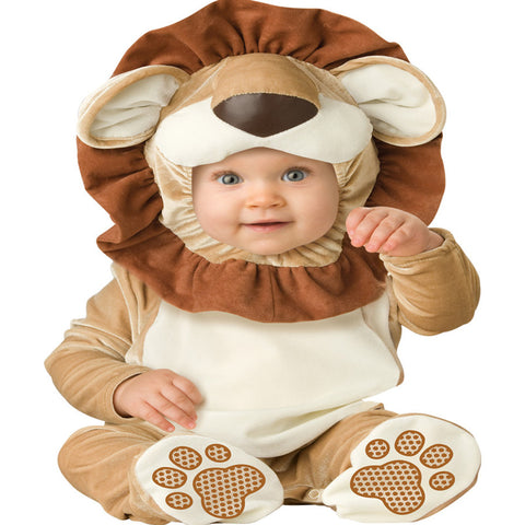 Cute Baby Lion Onesies