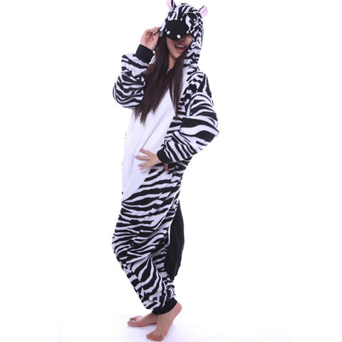 Patterned Zebra Onesies