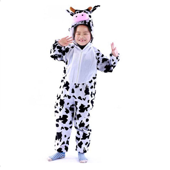 Kids Lovely Cow Onesies