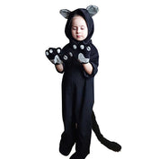 Baby Black Cat Onesies