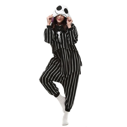 Black and White Skeleton Onesies