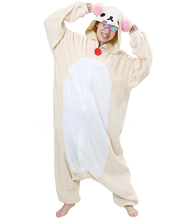 Stylish Adult Korilakkuma Onesies