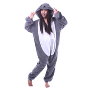 Dark Gray Seal Onesies