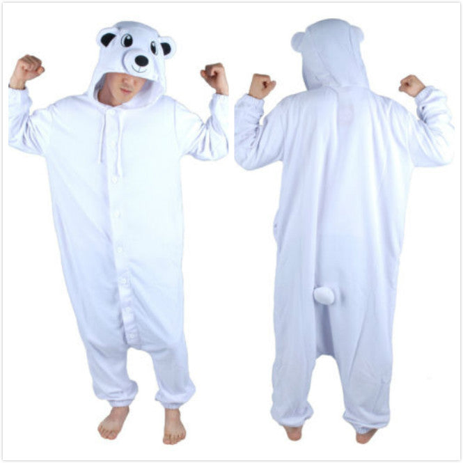 Adorable Polar Bear Onesies