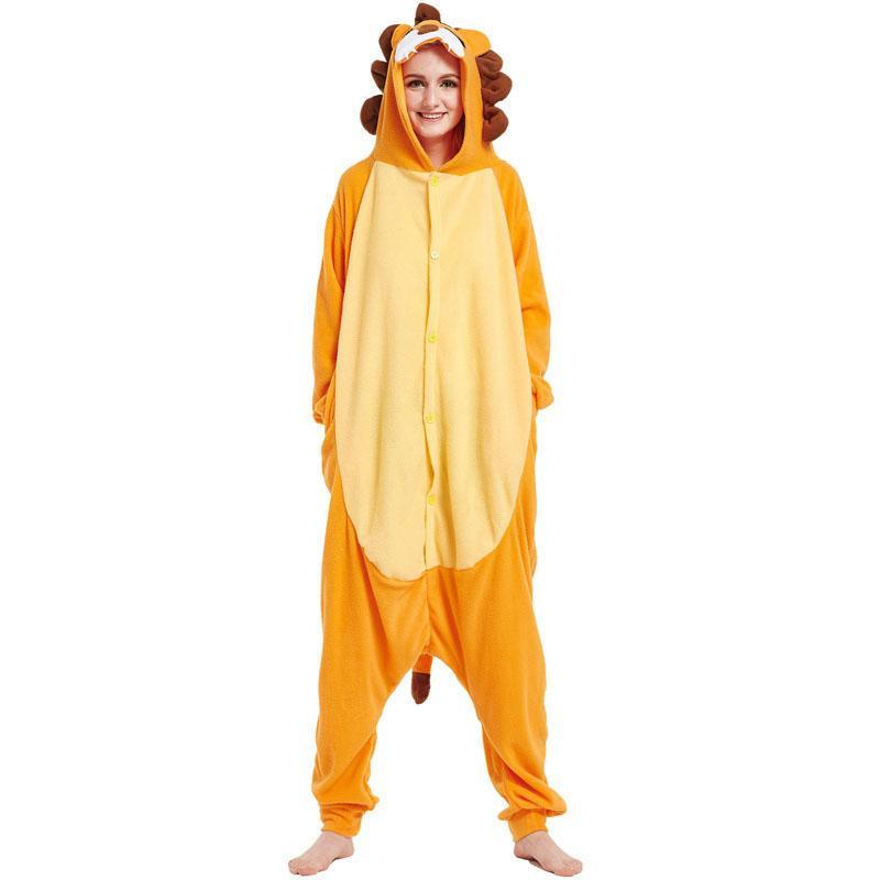 Orange Lion Onesies