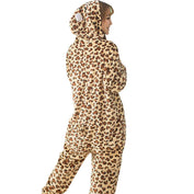Dark Brown Leopard Onesies