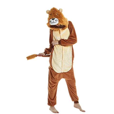 Brown Lion Onesies