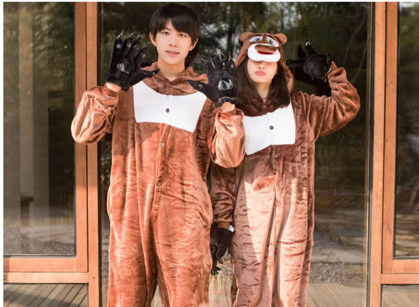 Grizzly Bear Onesies