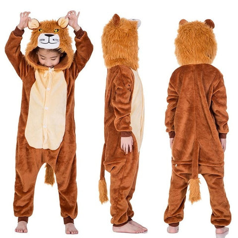 Kids Stylish Lion Onesies