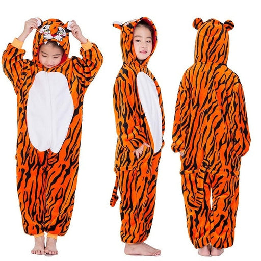 Kids Stylish Tiger Onesies