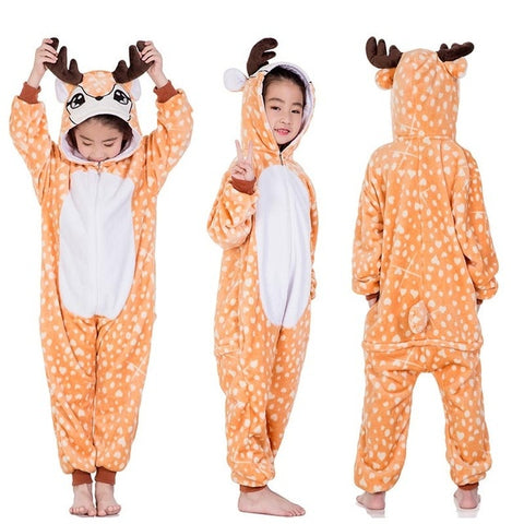 Kids Stylish Deer Onesies
