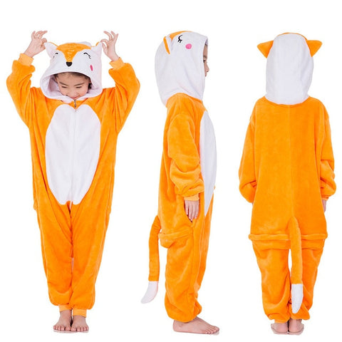 Kids Stylish Fox Onesies