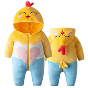 Cute Baby Chicken Onesies