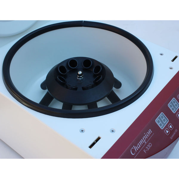 Ample Scientific F-33D Champion Centrifuge Review