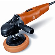 Polisher, For SS, 120V, 5/8-11, 10 In Dia