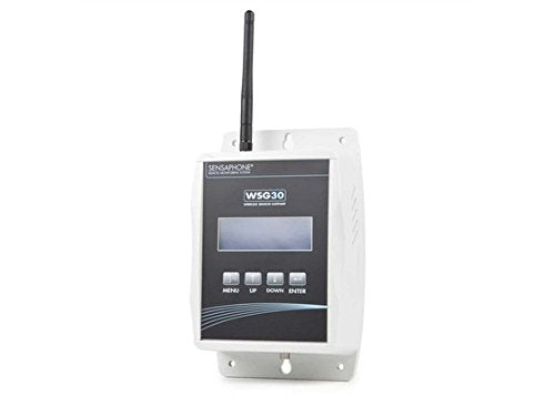 Sensaphone WSG30 Wireless Sensor Gateway for 220VAC