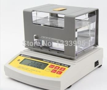 Gold Purity Analyzer/Gold Karat Purity Analyzer 0.001g/cm3 for Jewellery Shop DH-300K