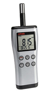 Rotronic 1600.CP11 CO2 Handheld Measuring Instrument, 0.1-99.9 Relative Humidity, -20 to 60 degrees C Temperature