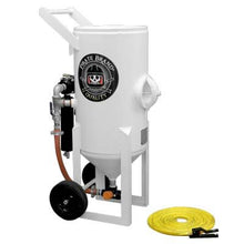 Sandblasting Machine Base Package, Portable, 3.5 Cu. Ft. (100 Liters), Pressure Release System, Pneumatic