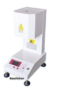 Plastic Melt Flow Rate Tester MFI Index Test Machine LCD Display plastic melt index tester 220V/110V