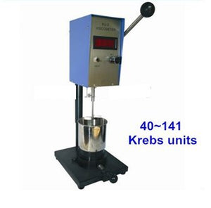 Huanyu Instrument Digital Krebs Stormer Viscometer ,Viscosity Meter Range: 40~141 KU ,Resolution:0.1 Kreb unit, Accuracy: +-2%FS