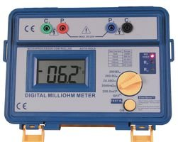 B&K PRECISION 310 DIGITAL MILLI OHMMETER, 4 WIRE, 2000 OHM