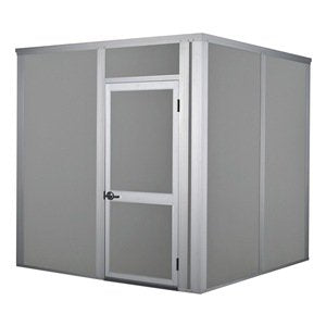 Porta-King - SRE1012 - Sound Enclosure, 10D x 12W x 8 ft. H