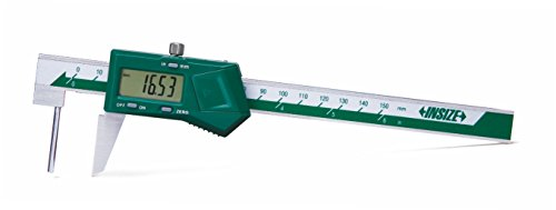 INSIZE 1161-150A Electronic Tube Thickness Caliper, 0-6