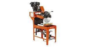"Husqvarna 966006609 Gas Guardmatic MS 510 Masonry Saw 11 hp, 20"", with Clutch"