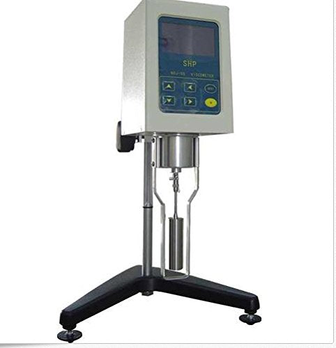 Digital Display Rotary Viscometer Viscosity Tester Meter SNB-1