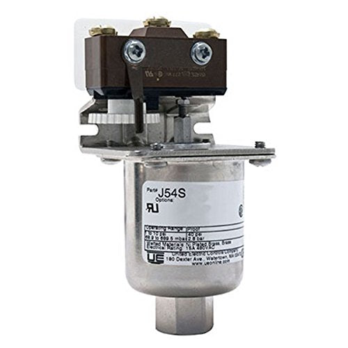 United Electric (UE) 54 Series Pressure Switch J54S-137