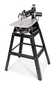 "Excalibur - EX-21K 21"" Tilting Head Scroll Saw Kit-With Foot Switch & Steel Stand"