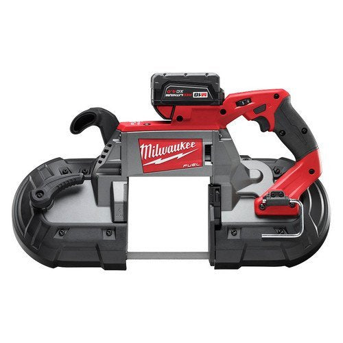 Milwaukee 2729-21 M18 Fuel Deep Cut Band Saw 1 Bat Kit