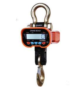 5T General Electronic Hanging Crane Scale OCS-A3 5000kg Hook /Wireless Remote