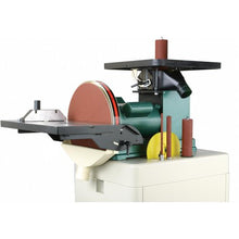 Grizzly G0529 Oscillating Spindle/Disc Sander, 12-Inch