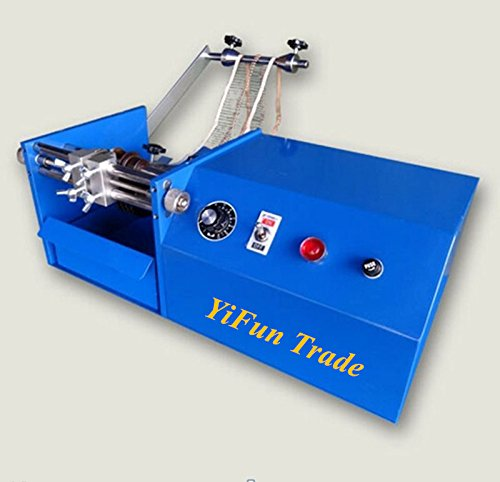 YiFun Trade Automatic Taped- resistance F type Resistor Forming Machine Cutter 40000~60000pcs/H 220V