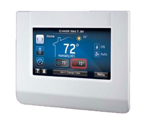 S1-TTSCC02 TOUCHSCREEN COMMUNICATING THERMOSTAT CONTROL