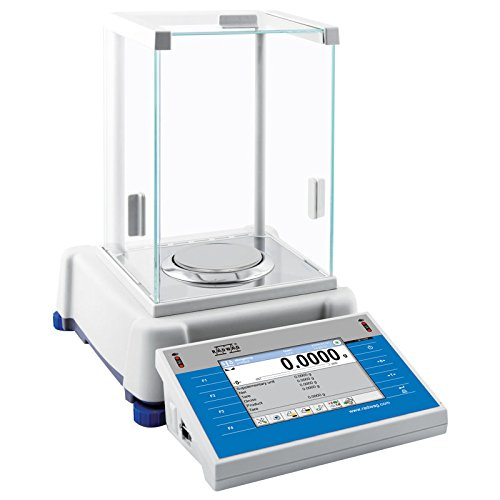 Radwag AS3103Y AS 310.3Y Analytical Balance, 310Fluid_Ounces, Degree C, ABS Plastic, (